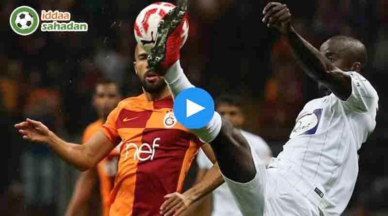 Galatasaray Akhisarspor Özet