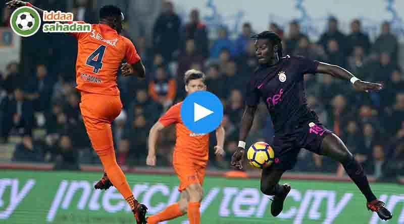 Galatasaray Başakşehir Özet