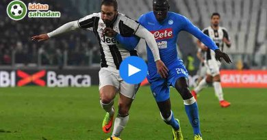 Juventus Napoli Özet