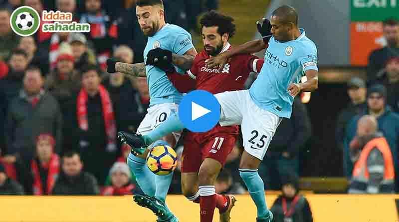 Manchester City Liverpool Özet İzle