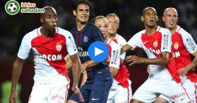 PSG Monaco Özet