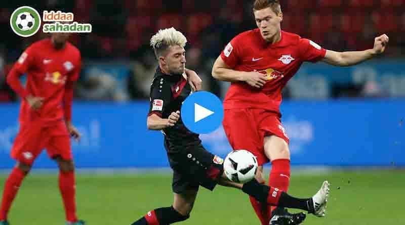 RB Leipzig Bayer Leverkusen Özet