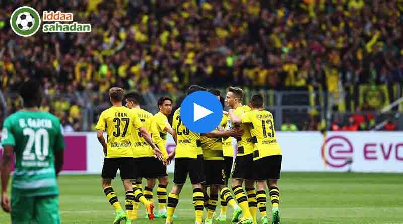 Werder Bremen Borussia Dortmund Özet