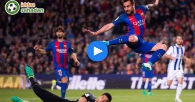Barcelona Real Sociedad Özet