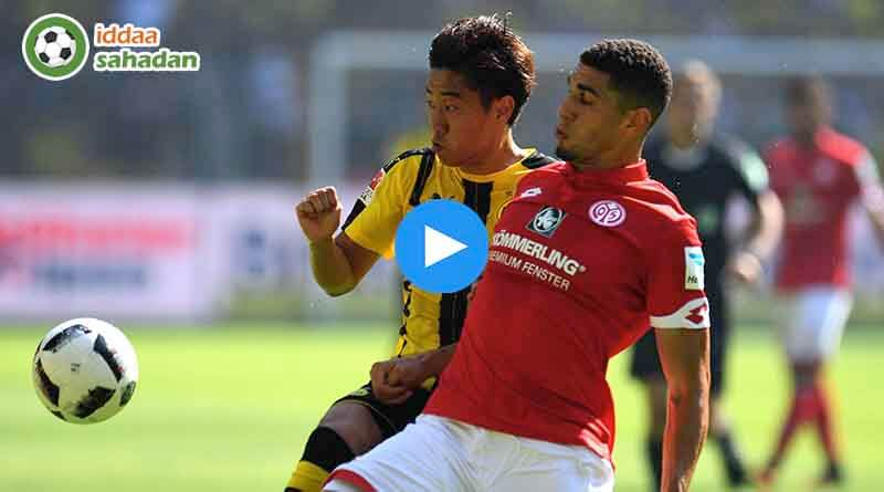 Borussia Dortmund Mainz 05 Özet