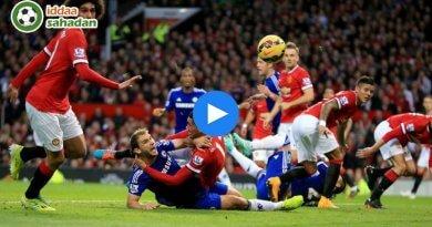 Chelsea Manchester United Özet