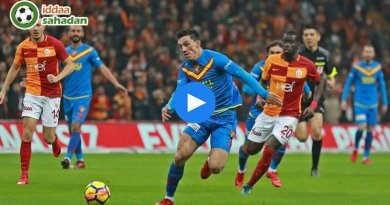 Göztepe Galatasaray Özet
