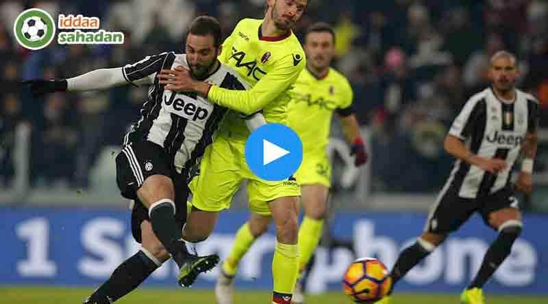 Juventus Bologna Özet