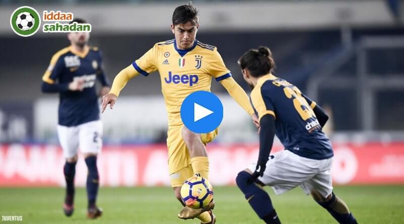Juventus Hellas Verona Özet