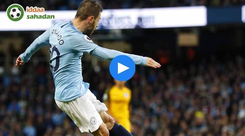 Manchester City Brighton Özet