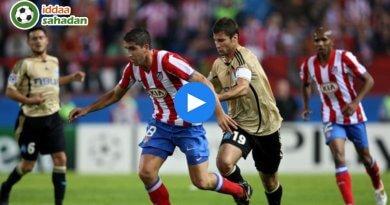Marseille Atletico Madrid Özet