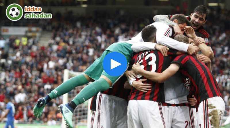Milan Fiorentina Özet