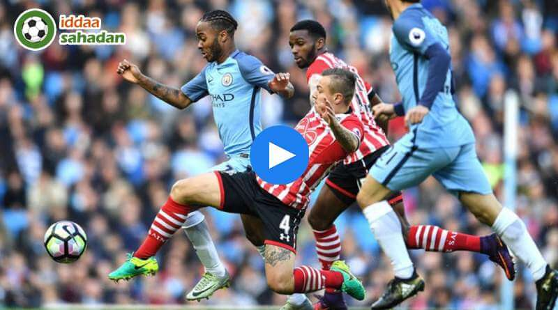 Southampton Manchester City Özet