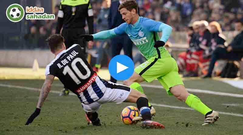 Udinese Inter Özet