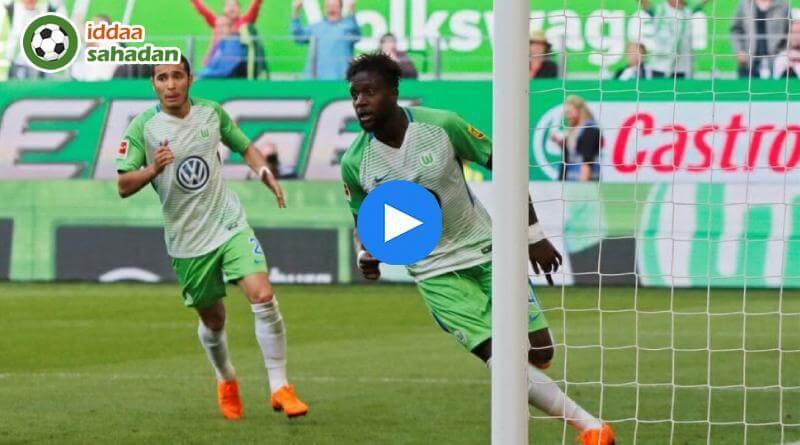 Wolfsburg Holstein Kiel Özet