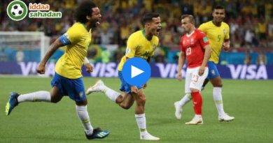 Brezilya İsviçre Özet