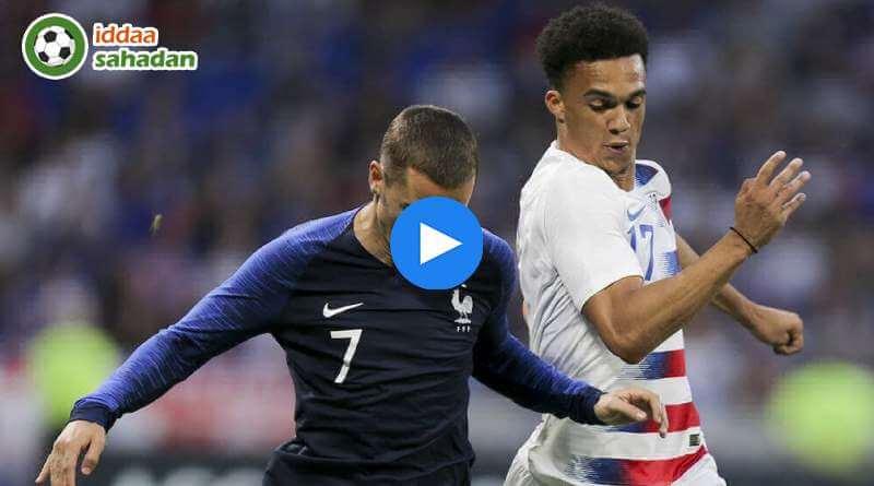 Fransa ABD Özet