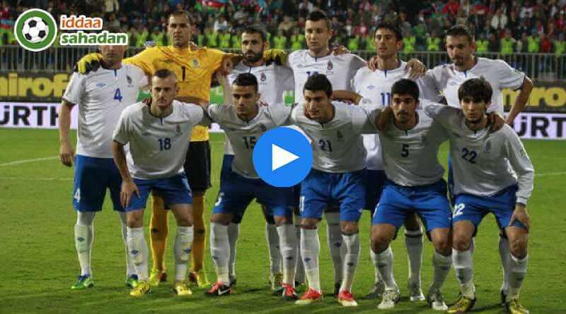 Kazakistan 3 - 0 Azerbaycan Özet