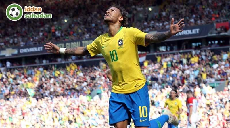 Brezilya - Belçika Maç tahmini iddaa
