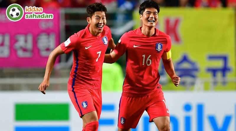 İsveç - Güney Kore maç tahmini iddaa