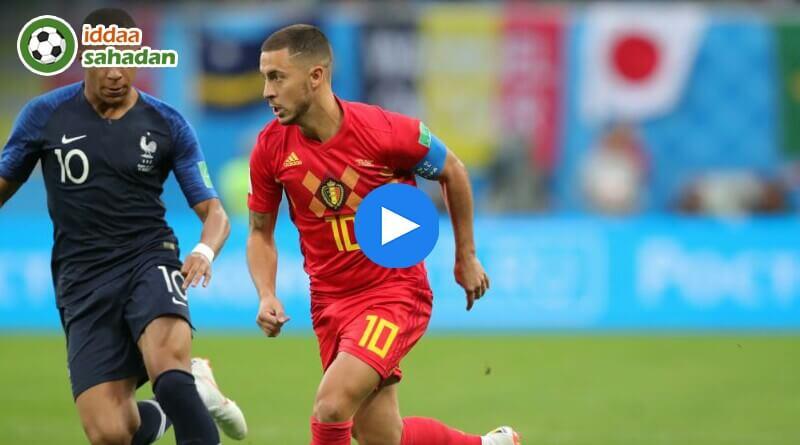 Fransa Belçika Özet İzle