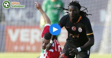 Galatasaray PSV Eindhoven özeti