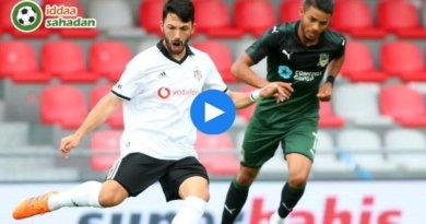 Beşiktaş Krasnodar Özet