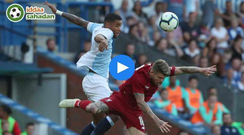 Blackburn Rovers Liverpool Özet