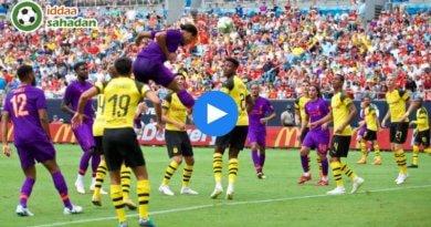 Liverpool Borussia Dortmund Özet