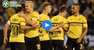 Manchester City Borussia Dortmund Özet