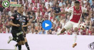Ajax Sturm Graz özeti