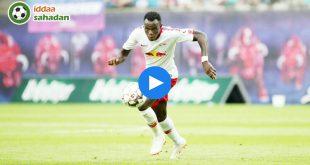 RB Leipzig Zorya Luhansk Özet