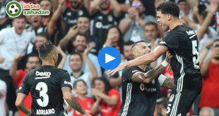Beşiktaş Partizan Belgrade Özet