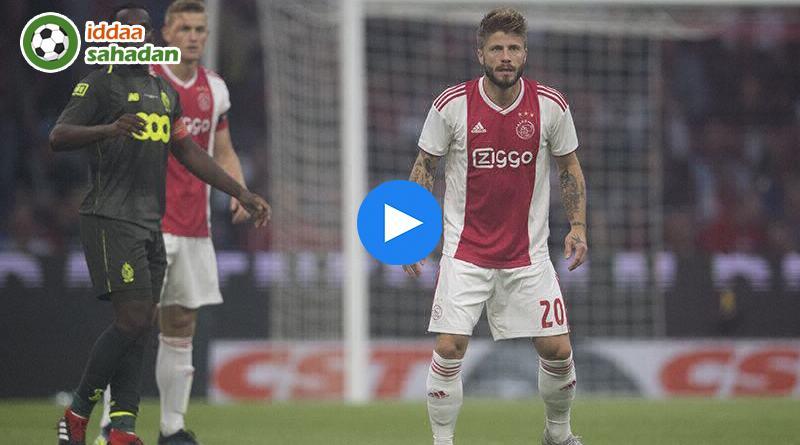 Ajax Standard Liege Özet