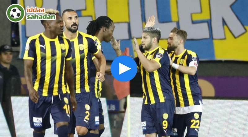 Ankaragücü - Akhisarspor Maç tahmini
