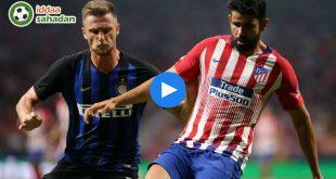 Atletico Madrid Inter Özet