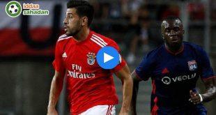 Benfica Lyon Özet