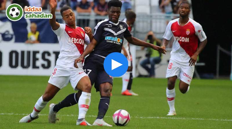 Bordeaux Monaco Özet