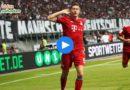 Eintracht Frankfurt Bayern Münih Özet
