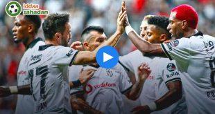 Beşiktaş - Bursaspor Maç Tahmini