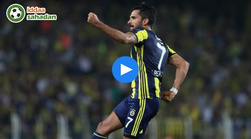 Fenerbahçe Benfica Özet