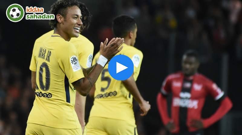 Guingamp Paris Saint-Germain Özet