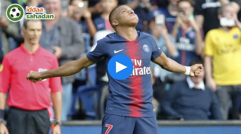 Paris Saint-Germain Angers Özet