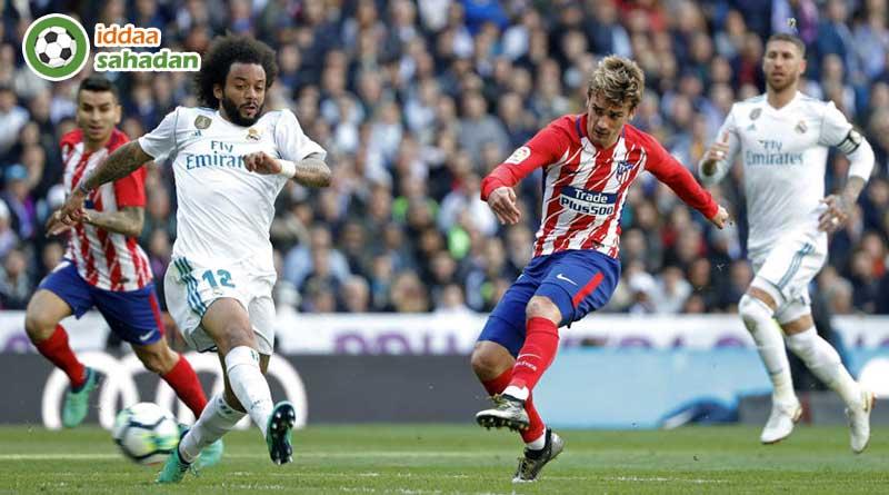Atletico Madrid - Real Madrid Maç Tahmini