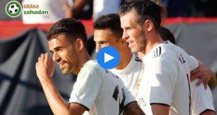 Real Madrid Juventus Özet