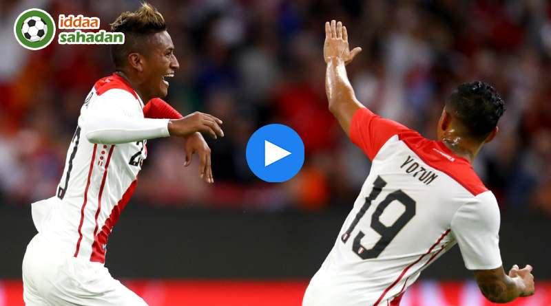 Hollanda Peru Özet