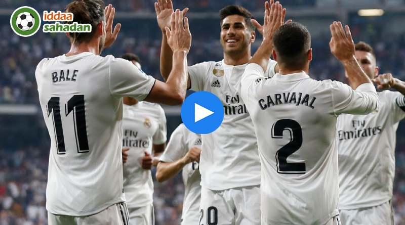 Real Madrid Leganes Özet
