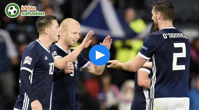 İskoçya Arnavutluk Özet
