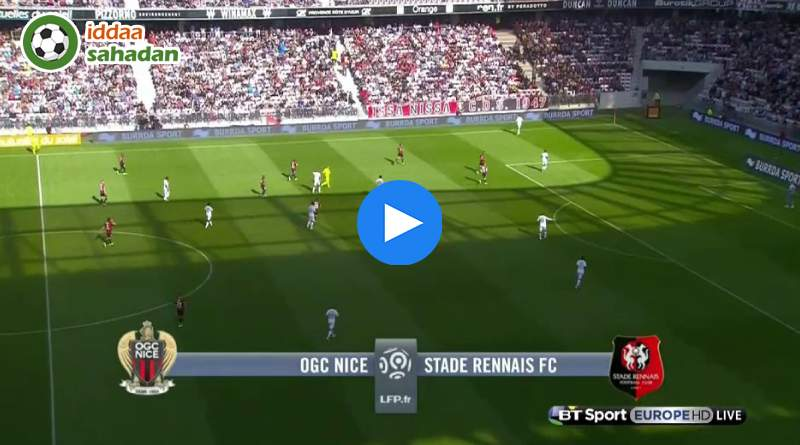 Nice Rennes Özet