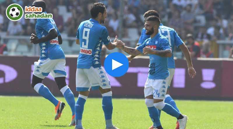 Torino Napoli Özet